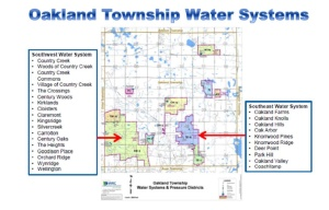 Proposed Water System Districts
