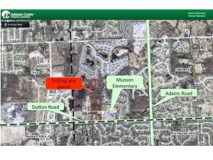 3700 Dutton Rd Drill Site