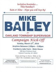 Mike Bailey flier 1